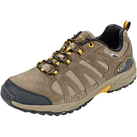 Hi-Tec Alto II Low WP Shoes Men brown